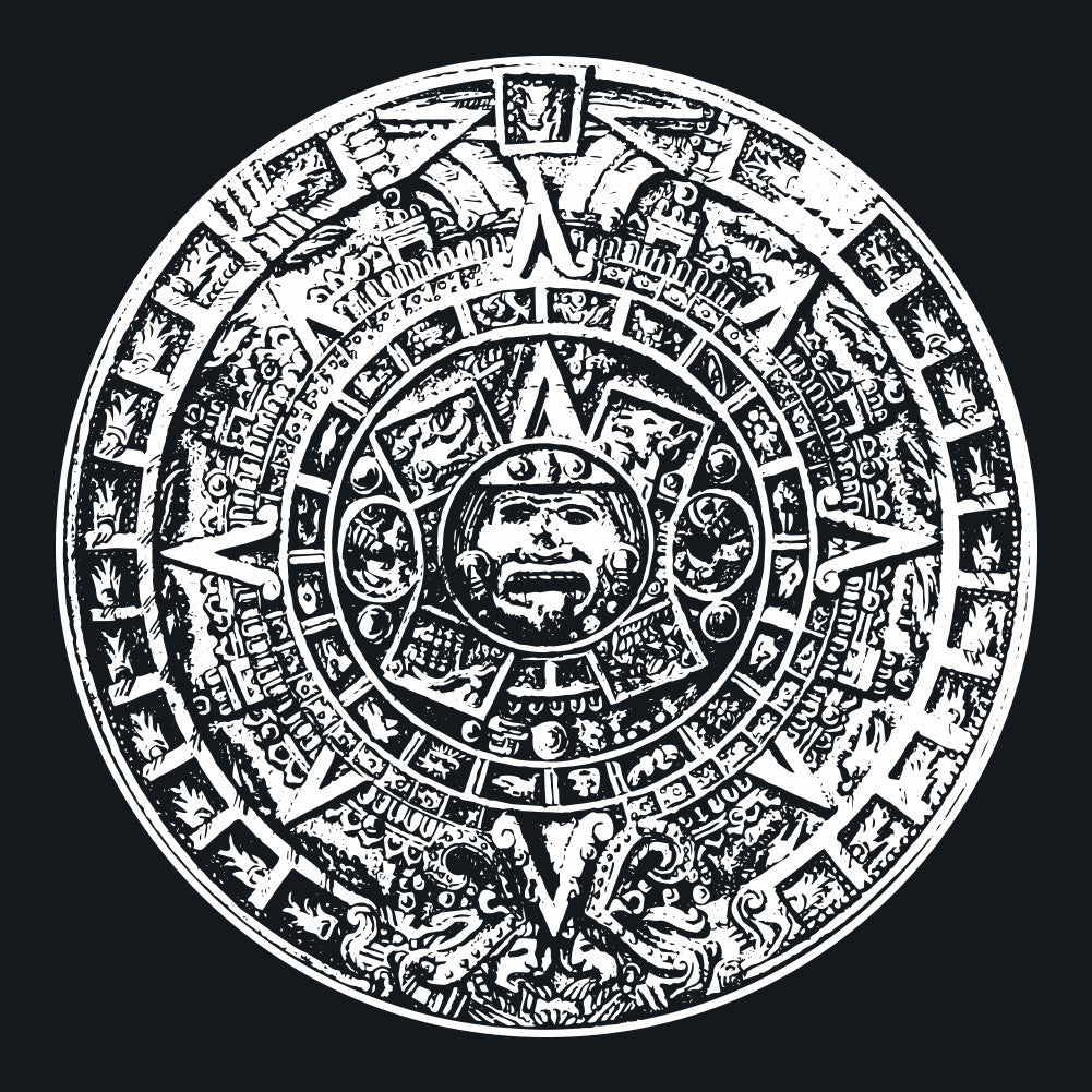 Mayan Calendar 2012 Doomsday Men's Unisex T-Shirt
