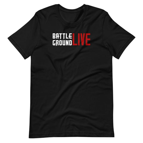 BattlegroundLIVE Logo Tee