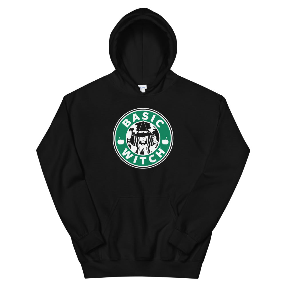 Basic Witch Brew Coffee Unisex Hoodies