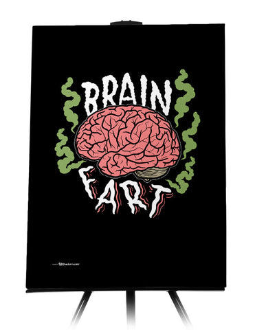 Canvas - Brain Fart  - 1