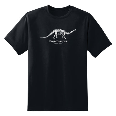 Stranger Things Thunder Lizard Brontosaurus Men's Unisex T-Shirt by Sexy Hackers
