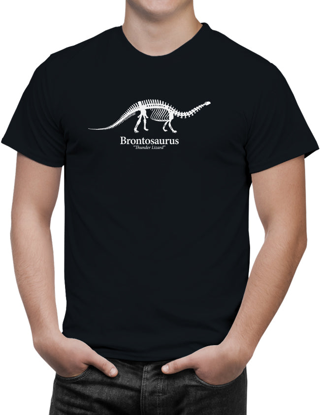 Stranger Things Thunder Lizard Brontosaurus Unisex T-Shirt