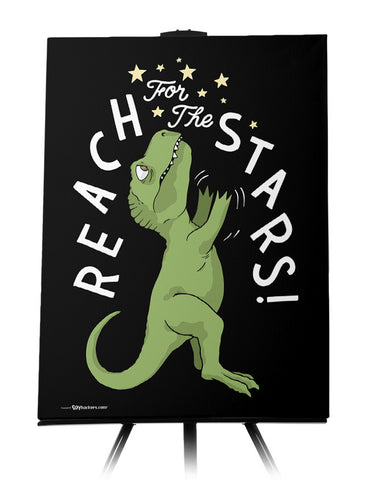 Reach For The Stars Canvas