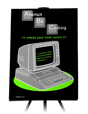 Canvas - ABC - Always Be Coding  - 1