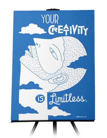 Canvas - Your Creativity is Limitless  - 1