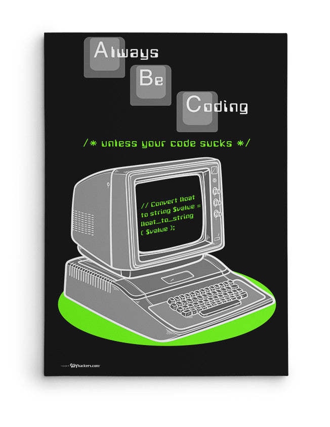 Canvas - ABC - Always Be Coding  - 2