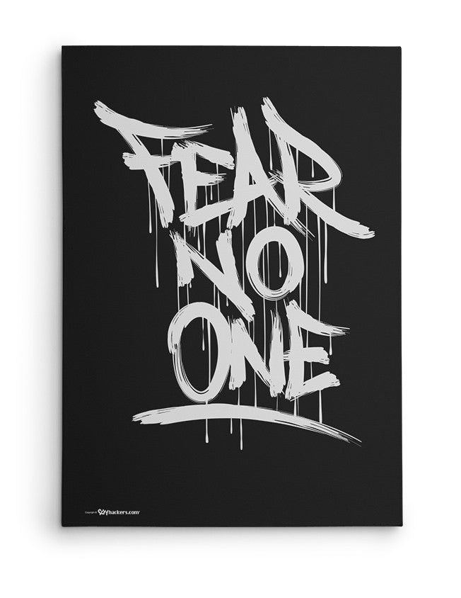 Canvas - Fear No One  - 2