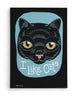 Canvas - I Like Cats  - 2