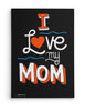 Canvas - I Love My Mom  - 2