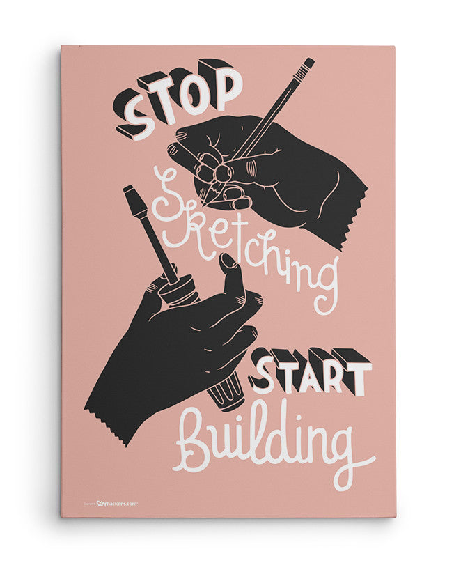 Canvas - Stop sketching. Start building.  - 2