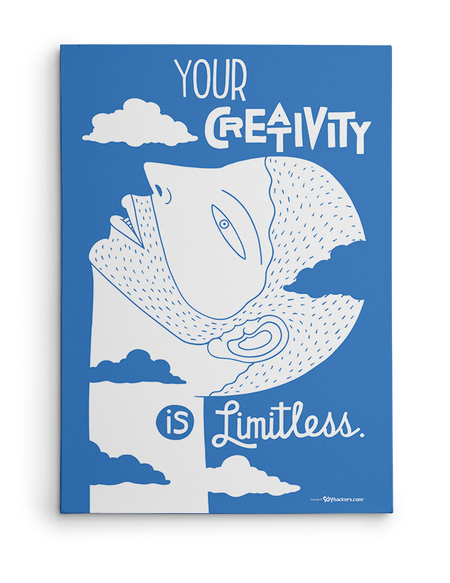 Canvas - Your Creativity is Limitless  - 2