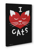 Canvas - I ♥ Cats  - 3
