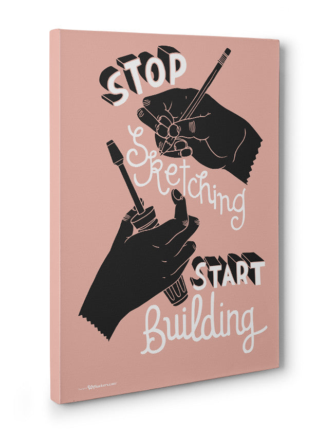 Canvas - Stop sketching. Start building.  - 3