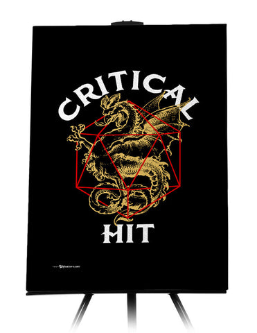 Critical Hit Canvas