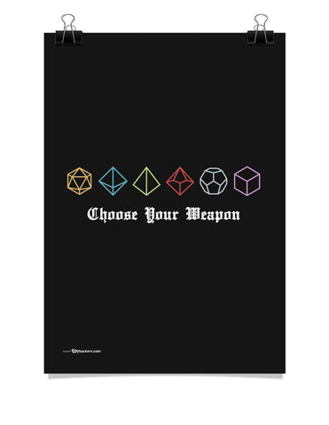 D&D Choose  - Poster