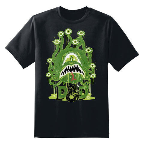 D&D Elder Orb Beholder Men's Unisex T-Shirt by Sexy Hackers