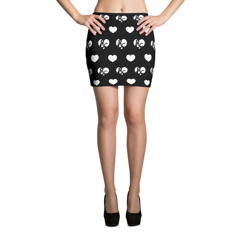 D&D Mini Skirt - For Women Who Love To Roll Play!