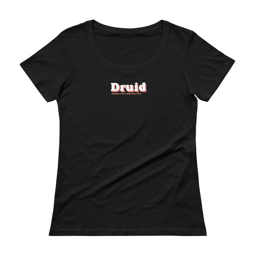 Druid Women's Scoopneck T-shirt