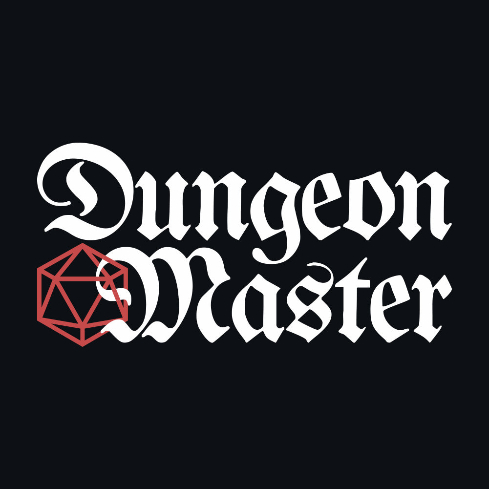 D&D Dungeon Master Men's Unisex T-Shirt by Sexy Hackers