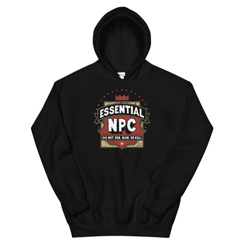 Essential NPC Unisex Hoodies