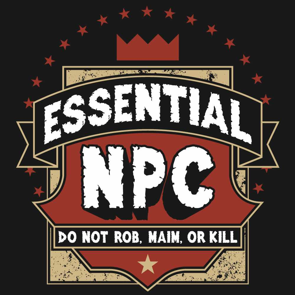 Essential NPC Princess T-shirt