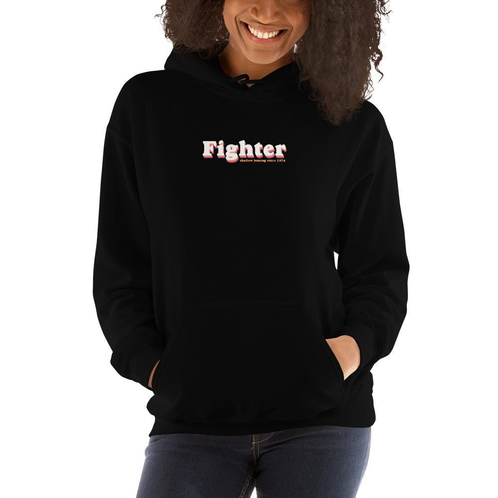 Fighter Unisex Hoodies