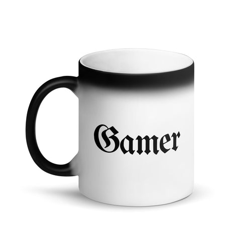 Gamer Color-Changing Coffee Mug