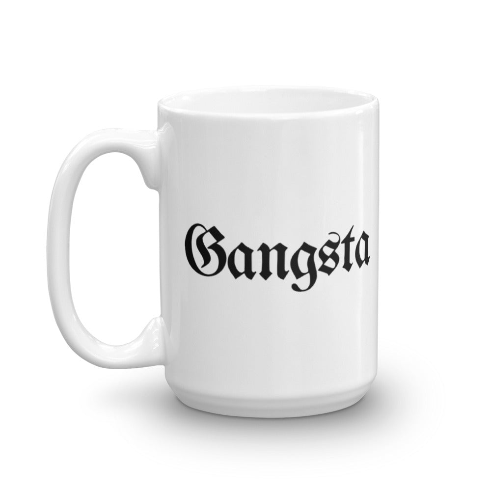 Gangster Coffee Mug