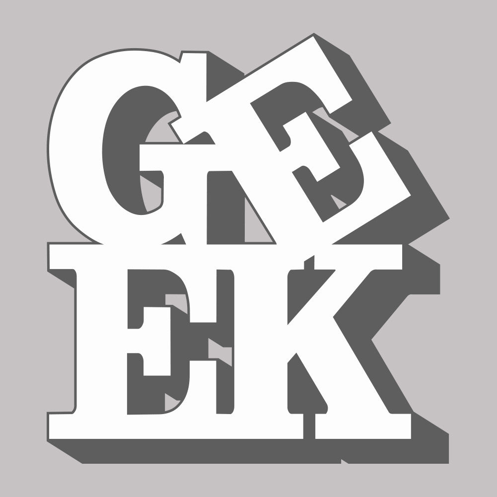 Geek Men's Unisex T-Shirt