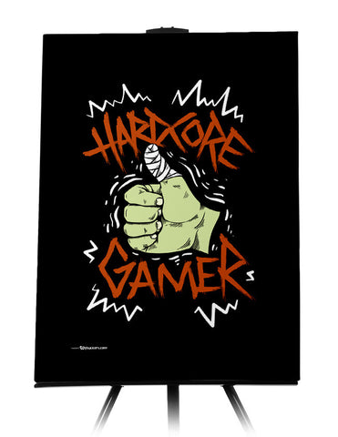 Canvas - Hardcore Gamer  - 1
