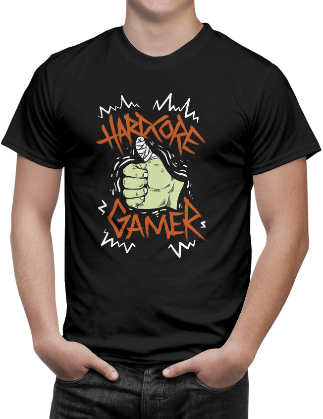 Shirt - Hardcore Gamer  - 3