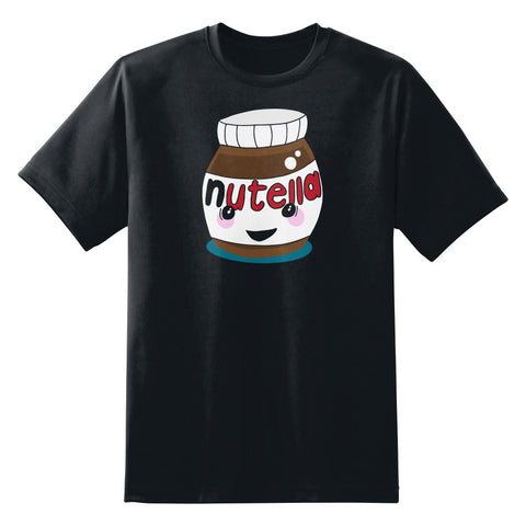 Happy Nutella Jar Unisex T-Shirt