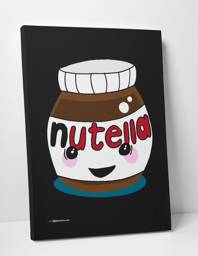 Happy Nutella Jar