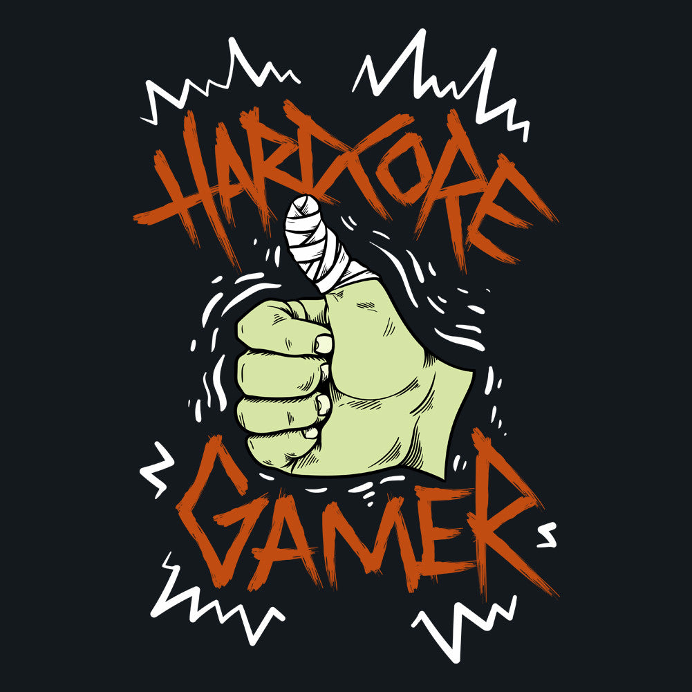 Hardc*re Gamer Unisex T-Shirt