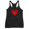 HeartBreak Kid Women's Racer-back Tank-top