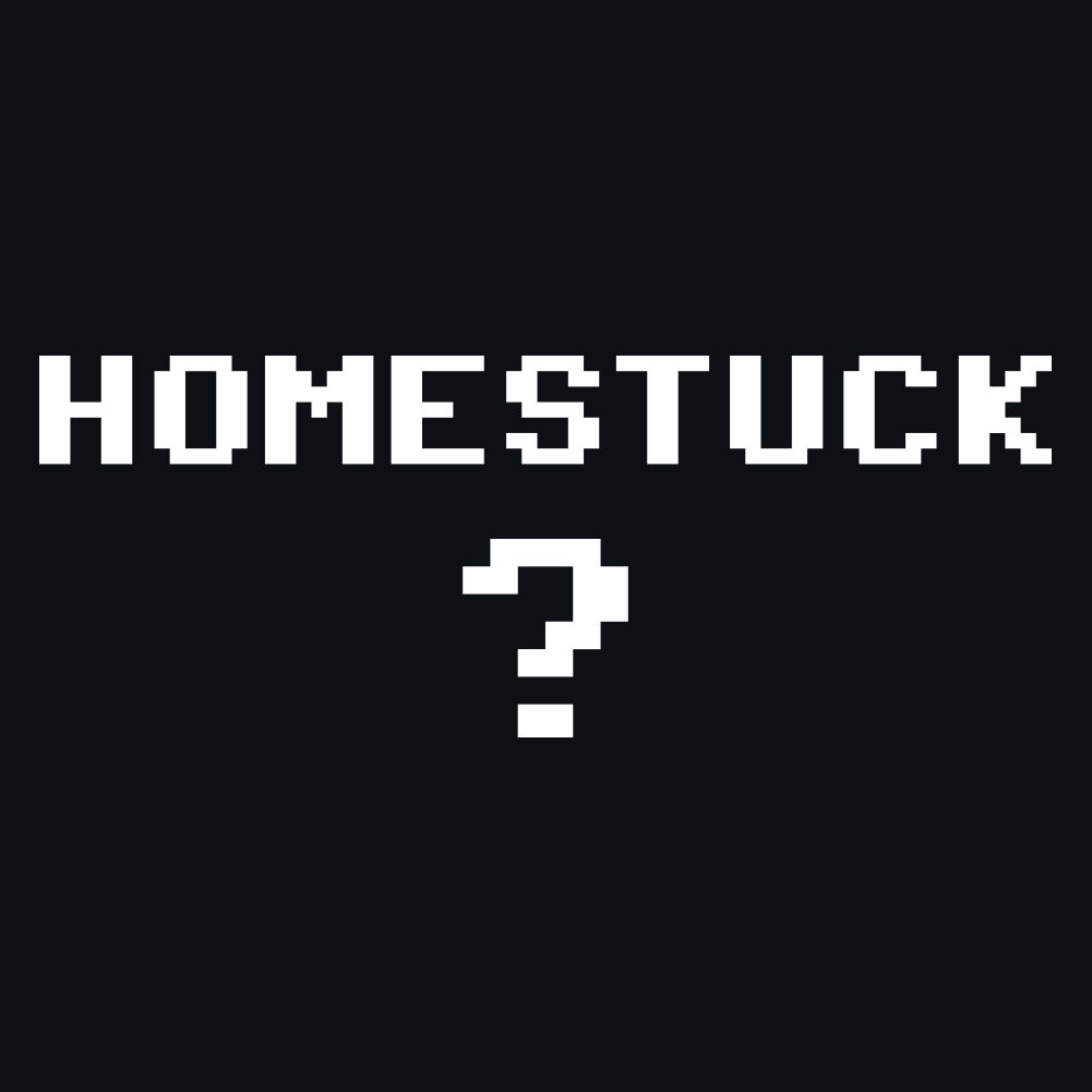 Homestuck Webcomic Unisex T-Shirt by Sexy Hackers