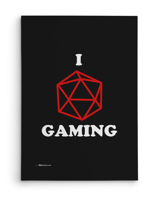 Canvas - I (dice) Gaming  - 2