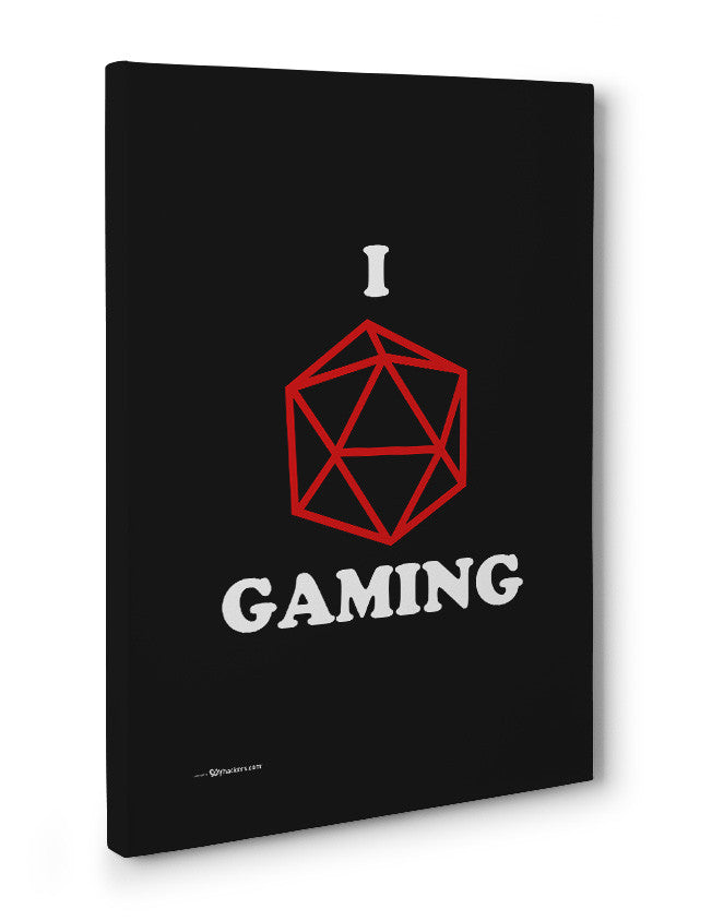 Canvas - I (dice) Gaming  - 3