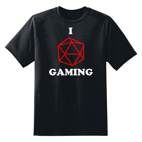I Dice Gaming Men's Unisex T-Shirt by Sexy Hackers