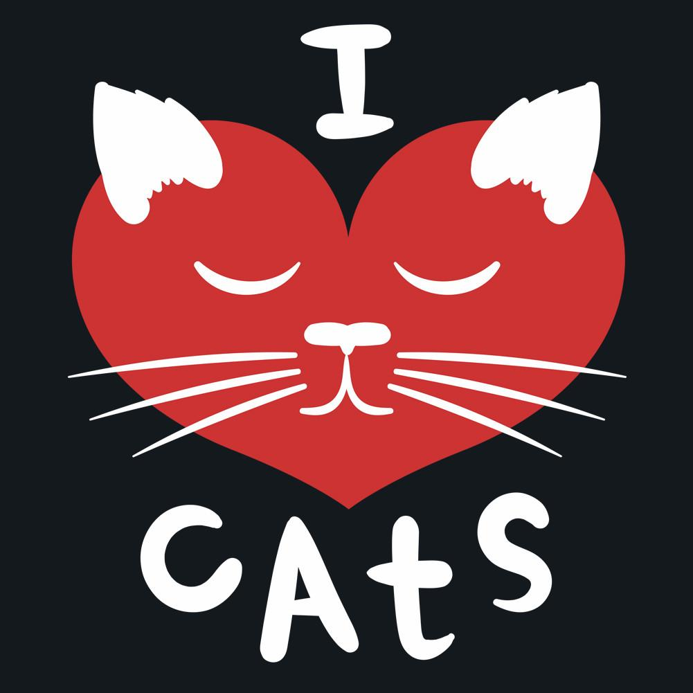 I ♥ Cats Flexfit Hat