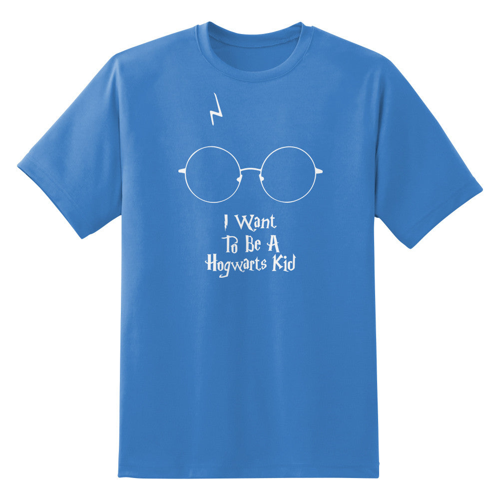 I want To Be A Hogwarts Kid