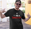 I Am a Smartass Unisex T-Shirt by Sexy Hackers