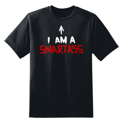 I Am a Smart A** Unisex T-Shirt by Sexy Hackers