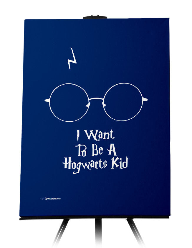 Canvas - I want To Be A Hogwarts Kid  - 1