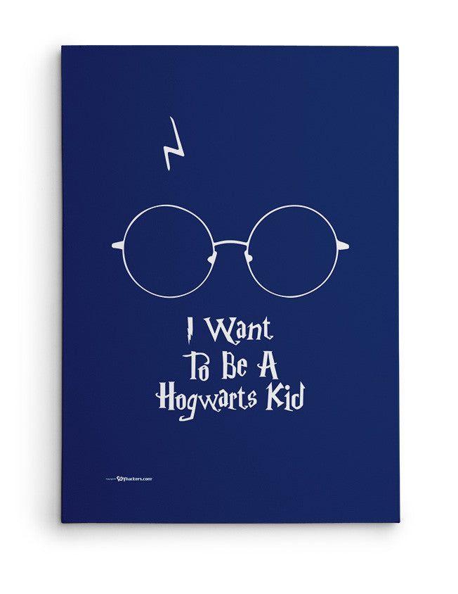 Canvas - I want To Be A Hogwarts Kid  - 2