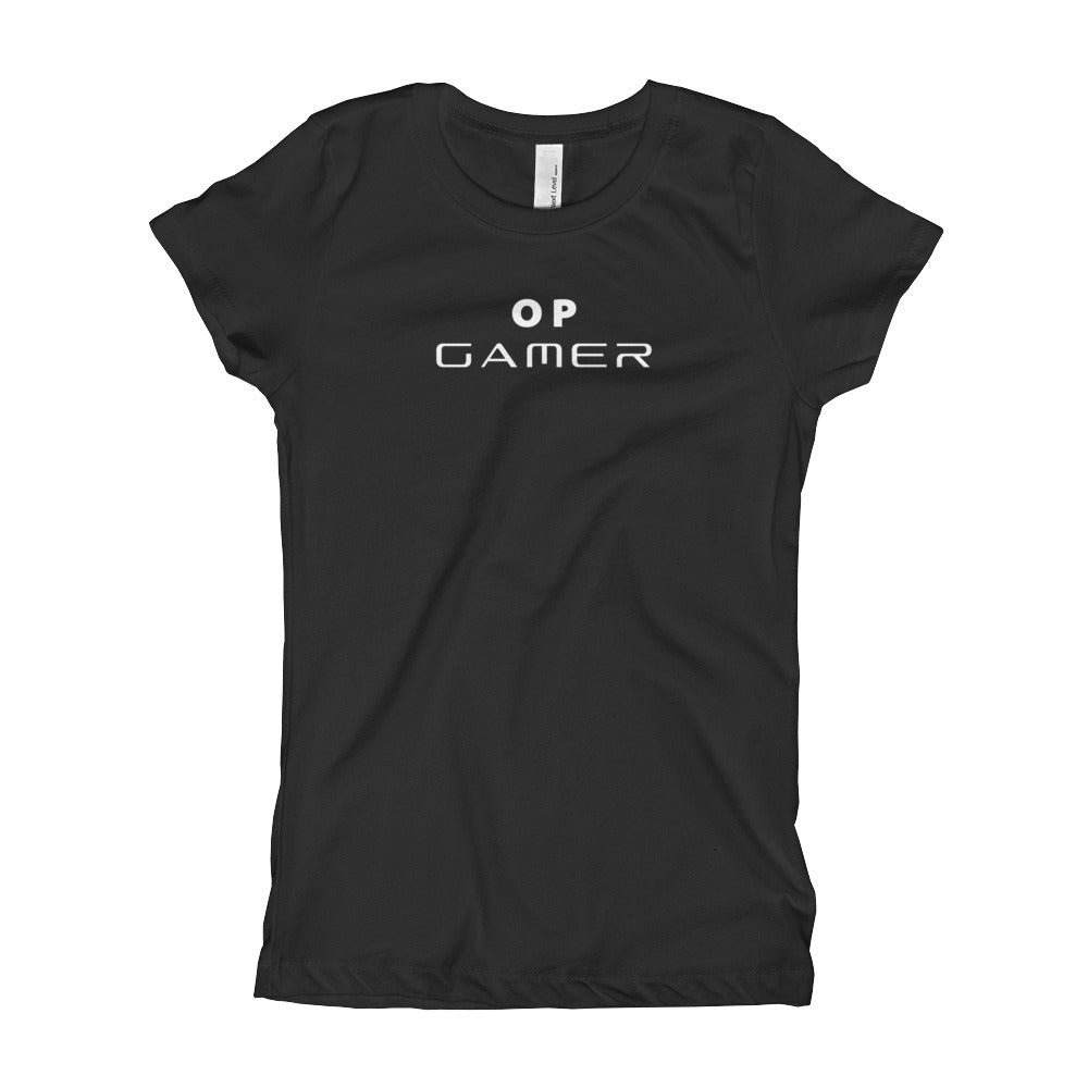 OP Gamer Princess T-shirt