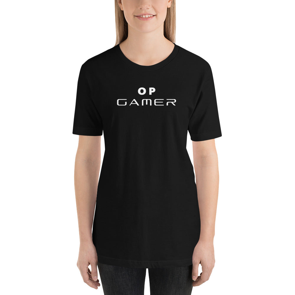 OP Gamer Unisex T-shirt