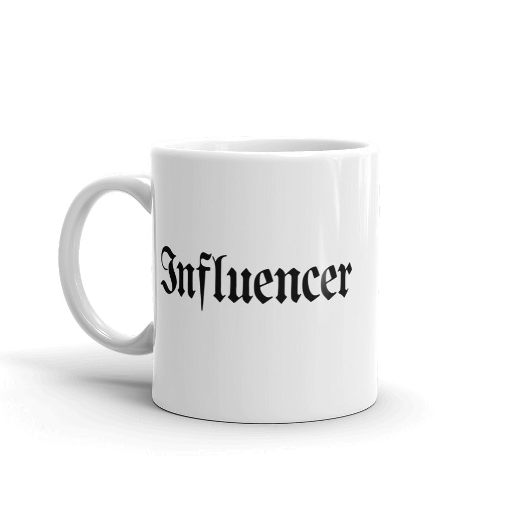 Influencer Coffee Mug