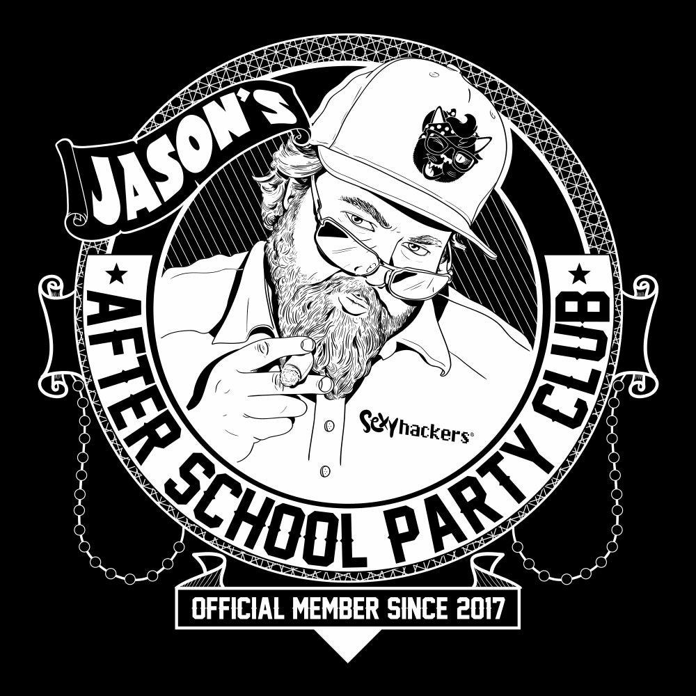 Jason's After School Party Club Unisex T-Shirt