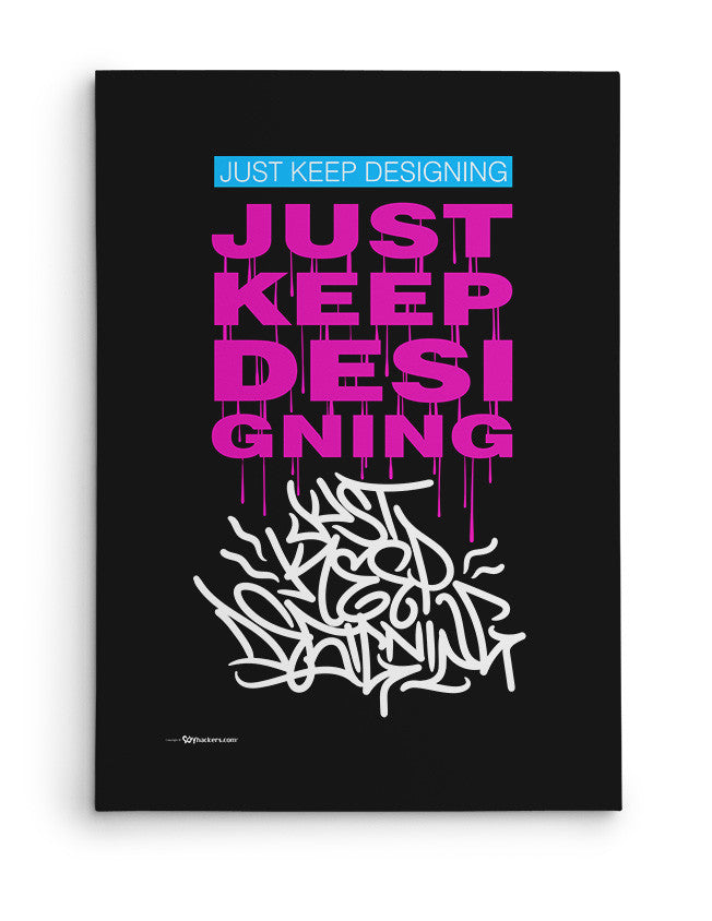 Canvas - Just Keep Designing  - 2